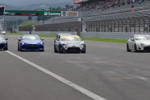 ドリキンと大井貴之さんが始めた86のチューニングカーのレース8BEAT。激しいバトルは見ものだ。