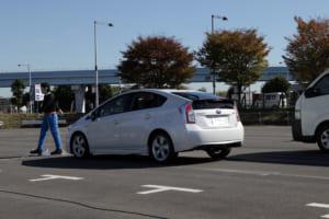 歩行者検知機能付衝突回避支援型PCS(Toyota Safety Sense Pに設定)