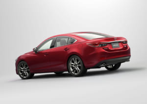 Mazda6改良モデル