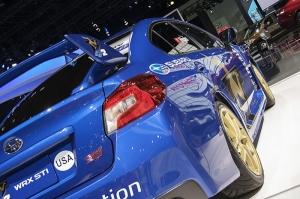 WRX STI 2015年モデル