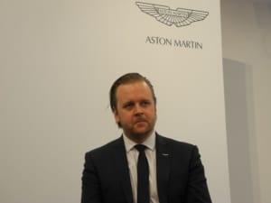 アジアパシフィックの部長、Patrick Nilson氏