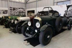 1929 Bentley 6,1/2Litre Speed Six style  #KR2688