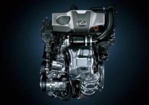 L4 2.0Lエンジン(8AR-FTS)