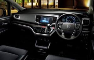 HYBRID ABSOLUTE・Honda SENSING EXパッケージ