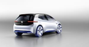 I.D.電気自動車