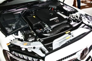 1.6L 直噴ターボエンジン