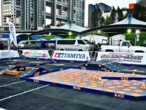 タミヤではラジコンレースに参加もできる