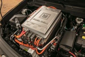 燃料電池車のシボレー コロラド ZH2。来年に米国陸軍で実験がはじまる