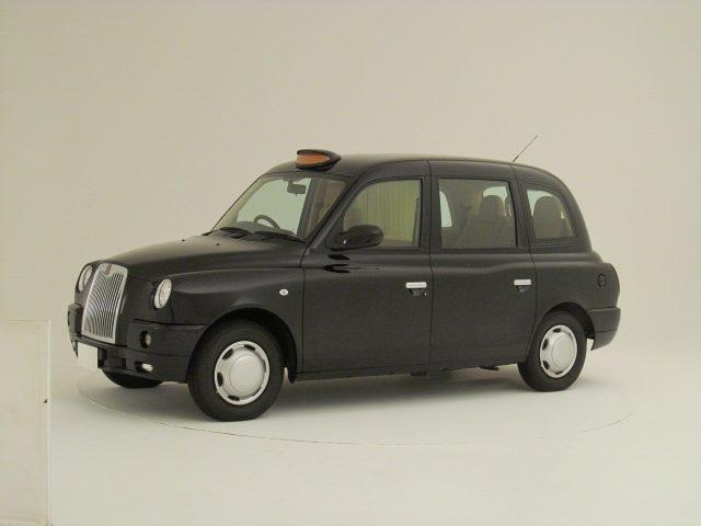 ロンドンタクシー TX-4