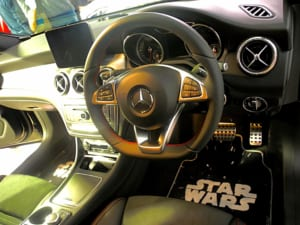 CLA 180 STAR WARS™ Edition