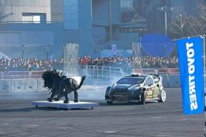 フォード フィエスタ RXに乗るケン ブロック
