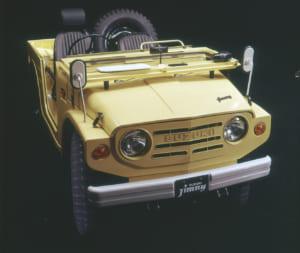 Jimny LJ10(1970)