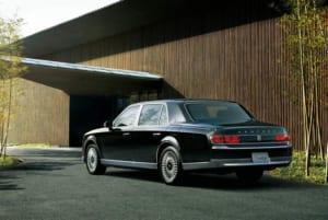21年ぶりにフルモデルチェンジしたトヨタ センチュリー