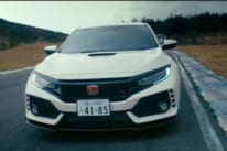 Honda Civic Type R,Top Gear