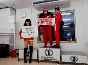 スパタイGPシリーズチャンピオンには、POTENZA RE-11Aなど豪華景品を予定