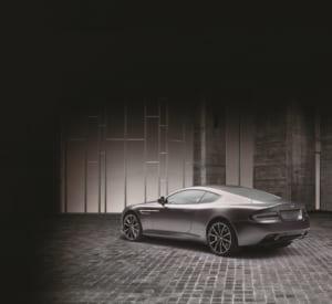 DB9 GT Bond Edition Rear_tn