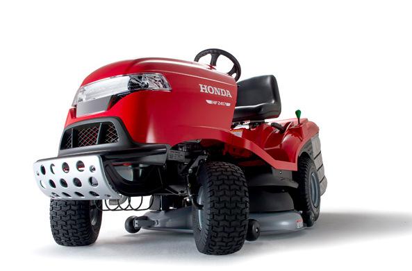 ホンダの新型乗用芝刈り機HF2417