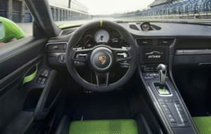 グリーンヘルで7分切りを達成したポルシェ 911 GT3 RS