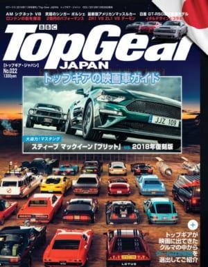 トップギア・ジャパン022号