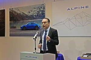 アルピーヌ A110