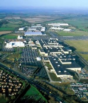 スウィンドン四輪生産第2工場