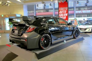 CIVIC TYPE R MUGEN RC20GT Package Pre Production MODEL