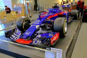 Red Bull Toro Rosso Honda「STR13」