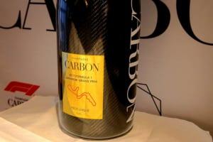 シャンパンカーボン,F1公式