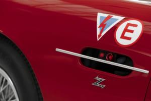 アストンマーティンDB4 GT ザガート コンティニュエーション