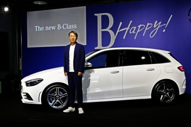 7年ぶりのフルモデルチェンジとなったメルセデス・ベンツ Bクラス