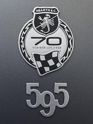 アバルト 595 コンペティツィオーネ パフォーマンス パッケージ3