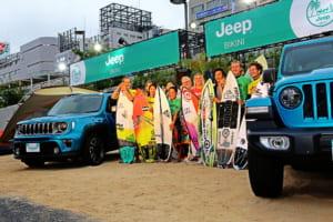会場は大井町にあるcitywave TOKYO。当日は世界各国から集まったプロサーファーの決勝戦が行われた