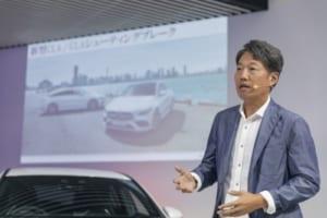 代表取締役社長兼CEOの上野金太郎氏