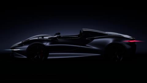 マクラーレン アルティメットシリーズの新型