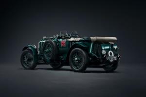 ベントレーの1929年製チーム ブロワーが12台限定、超絶レストア技術で復活