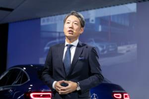 上野金太郎 代表取締役社長兼CEO