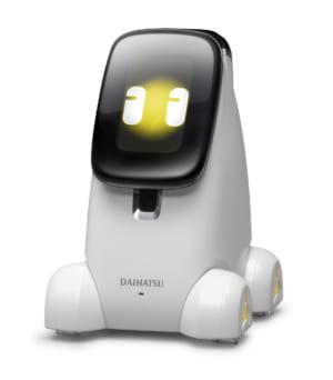 お世話ロボット「ニポテ」