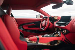 アストンマーティン DBS GT ザガート、760HPのV12を携えて登場