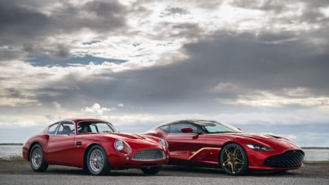 DB4 GT ザガート コンティニュエーションを現代へと蘇らせるモデル、DBS GT ザガート