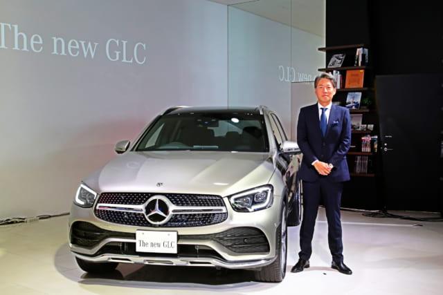 メルセデス・ベンツ GLC/GLCクーペを発表