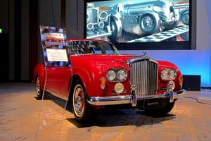 1964年製 S3 コンチネンタル フライングスパー。1962年から83台が作られた