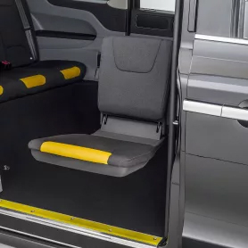 新型ロンドンタクシー TX