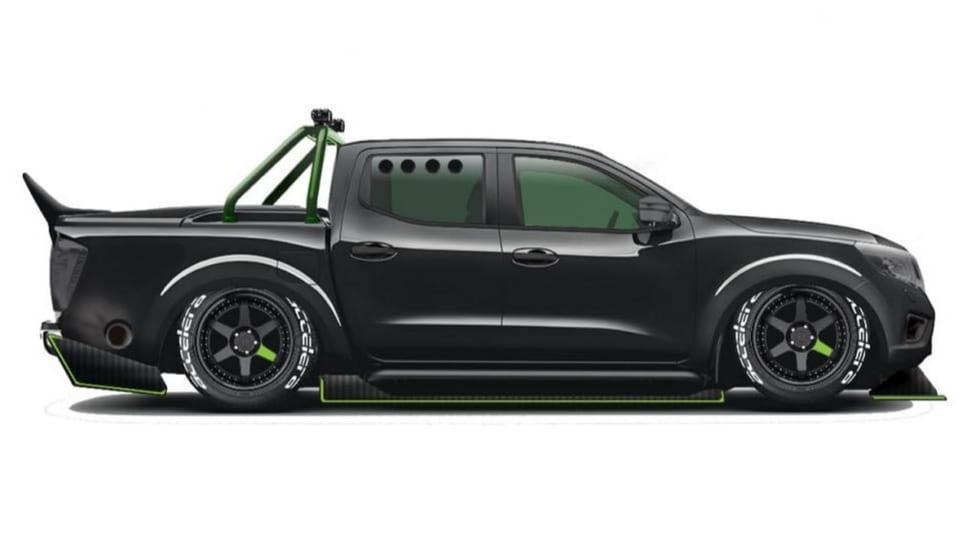 日産GT-Rナバラ